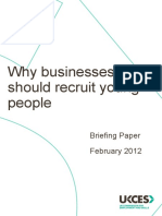 Why Businesses Should Recruit Young People (1)