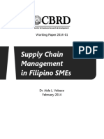 Supply Chain Management Filipino Sme