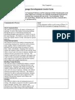 Language Develoment Goals Form IBCC.docx