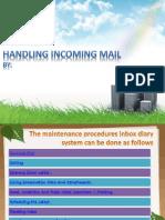 Handling Incoming Mail