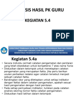 KEGIATAN 5.4 ANALISIS HASIL PK GURU.ppt