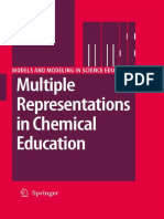 (Models and Modeling in Science Education 4) John K. Gilbert, David F. Treagust (Auth.), Prof. John K. Gilbert, Prof. David Treagust (Eds.)-Multiple Representations in Chemical Education-Springer Neth (Recovered)