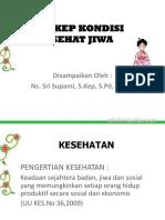 Askep Sehat Jiwa Anak Remaja & Dewasa