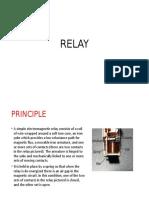 RELAY main principle
