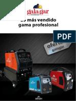 Gama Profesional 2018 B