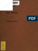 Charles Johnston - The Memory of Past Births - Ed.Theosophical Society - 1899 (Ing).pdf
