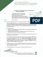 0993 - Division Memorandum No. 08, s. 2019