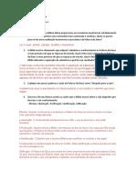 2Métodos de Estudo Bíblico - Autoatividades