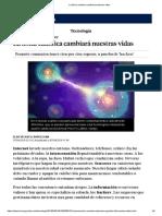 La Física Cuántica Cambiará Nuestras Vidas