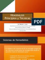 2 Hemodiálisis, Principios y Técnicas 2019 0112