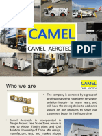 Camel Aerotech Brand New Gse