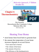 CHEM 100 Lecture 6 Thermochemistry