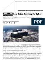 Can NSA Stop China Copying Its Cyber Weapons_ « Breaking Defense - Defense Industry News, Analysis and Commentary