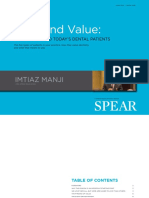 Imtiaz Manji Trust and Value eBook