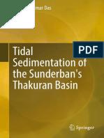 Tidal Sedimentation of the Sunderban's Thakuran Basin