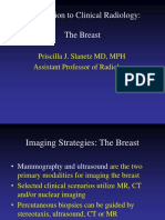 Breast Radiology