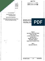 ASCARELLI, Tullio. Origem Do Direito Comercial. Revista de Direito Mercantil, Industrial, Econômico e Financeiro. p. 87-100