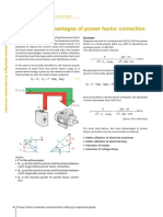 Technical Advantages of Power Factor Correction