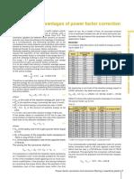 3 Economic Advantages of Power Factor Correction