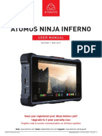 Atomos Ninja Inferno User Manual