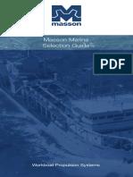 Masson Guide 2010
