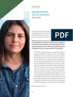 Entrevista a Selva Almada