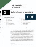 Materiales en La Ingeniería