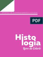 Histologia Veterinária - para colorir