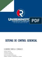 Sistemas de Control Gerencial