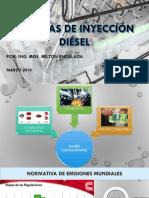 Sistemas de Inyección Diésel