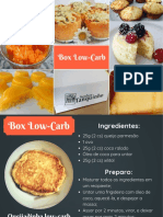 eBook Box Low-Carb