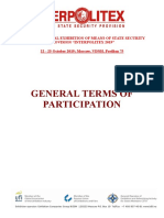 General Terms Of_Participation-2019