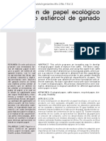 Elaboración de papel ecológico empleando estiércol de ganado de bovino.pdf