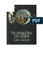 Carl Sagan - Os Dragões Do Éden.pdf