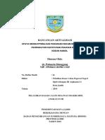 Cover Rancangan Aktualisasi Palma