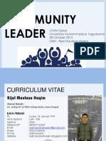 Community leadder.pptx
