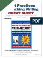 practicing teaching english writing t6ask