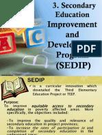 SEDIP & NTEC