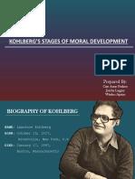 Kohlber's Stages of Moral Development