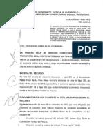 Casacion 1308 2016 Del Santa Vinculante Por Despido Arbitrario 2019