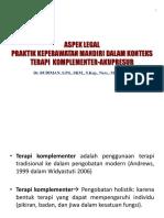 Aspel Legal Komplementer-Akupresur