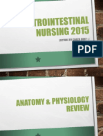 Gastrointestinal Nursing Review