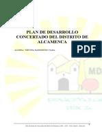 222963800 Plan de Desarrollo Alcamenca