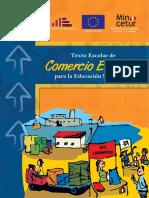 Texto Escolar de Comercio Exterior Para La Educación Secundaria