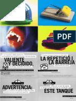 Postals 2 sobre drogues de Mataró