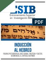 Introducción Al Hebreo