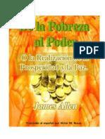 James Allen - De La Pobreza Al Poder