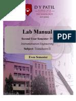 Lab Manual Updated Jan 2018