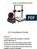 e12 installation guide
