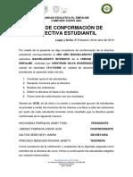 Acta de Conformacion de Directiva (1)